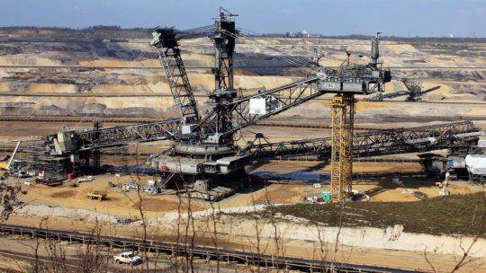 Production et exportation de charbon dans le monde