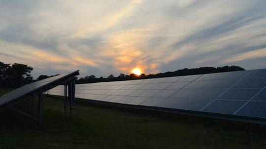 Quelle intermittence pour l'énergie solaire ?